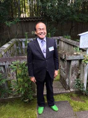 京都観光タクシー 英会話ドライバー 観光ガイド 英語通訳ガイド 永田信明です。