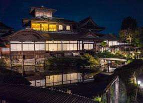 金閣・銀閣・飛雲閣の京の三名閣