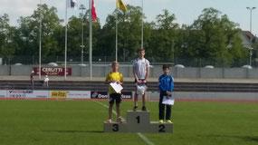 Hürdencup-Gewinner 2016: Dalibor Jovanhovic (U14 M)