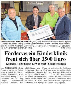 Quelle: Grafschafter Wochenblatt