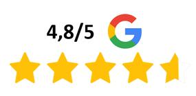 Témoignages clients Google sur les plombiers chauffagistes de la Plomberie Française, plombier chauffagiste reconnu à Rennes, Mordelles, Le Rheu et Bruz