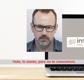 intersa BLOCKER - Screensaver - geblockter Monitor