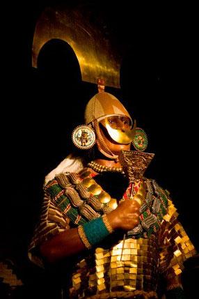 Las Tumbas reales del Senor de Sipan, Lambayeque, Peru Paititi-Tours