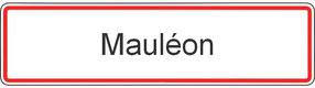 Panneau Ma Boulangerie Café à Mauleon 79