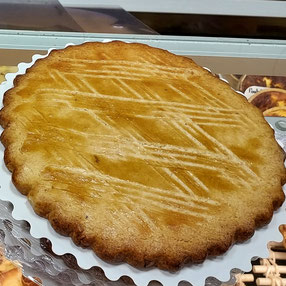 Gâteau sec le broyé du Poitou fabriqué par Ma Boulangerie Café 8 mai à Poitiers