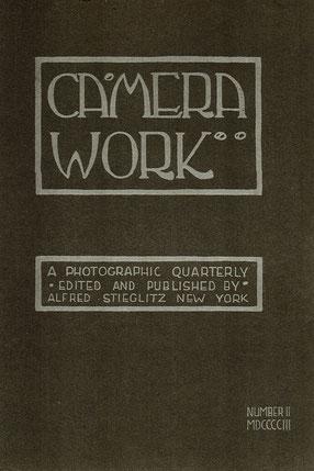 『カメラ・ワーク』No.2 1903年発行