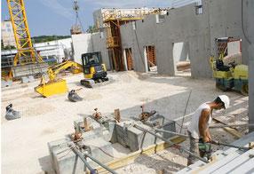 Réalisation d'un plan de prévention pour les chantiers