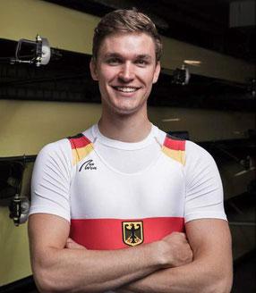 Johannes Lotz. Foto: Christian Schwier/DRV