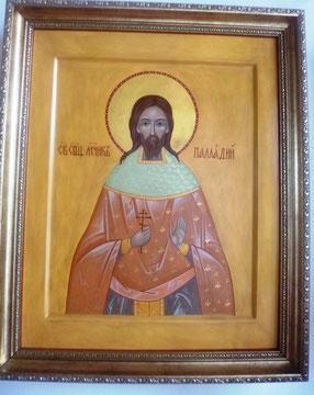 Св. Палладий (в храме Св.мчч Кирика и Иулитты п.Щельяюр)