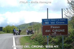 23) PASSO DEL CIRONE - 1255 mt