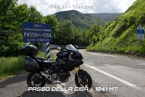 24) PASSO DELLA CISA - 1041 mt