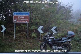 22) PASSO DI TICCHIANO - 1154 mt