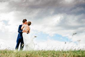 Hochzeit in Marschacht Hochzeitsfotografie FOTOFECHNER Hochzeitsfotograf Lüneburg Paarshooting