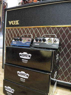 VOX MV 50 Clean, MV Rock,  MV AC