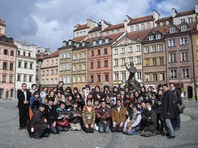 2012ポーランド演奏旅行                   (指揮:伊東恵司、松下 耕)