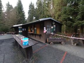 Radtour zur Meilerhütte, eine kleine Adventsgeschichte, 06.12.2020