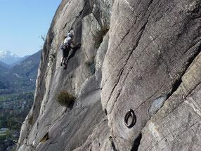 Klettern im Tessin,  Schweiz plaisir sud