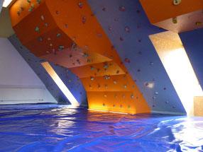 Kletter & Boulderhallen im Vogtland