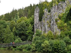 Klettern in Tschechien