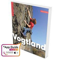 Kletterführer Vogtland im Panico Verlag