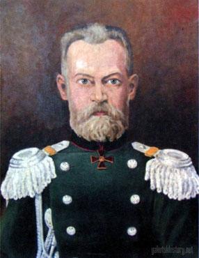 Губернатор Светлицкий. Картина И.В. Попова