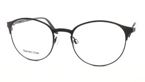 Edelstahl-Brille Stratz Design