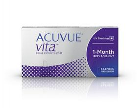 Johnson&Johnson 1Month Acuvue Vita Monats Kontaktlinse Toric Astigmatism