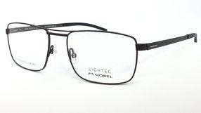 Edelstahl Vollrandbrille