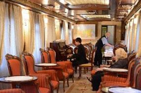 Transiberiana vagone ristorante