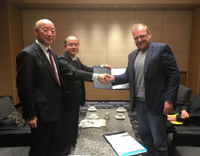 Addendum of MOU between REA and JASE-W