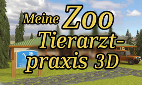 Title Screen Meine Zoo-Tierarztpraxis 3D