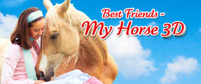 Game Banner Best Friends – My Horse 3D