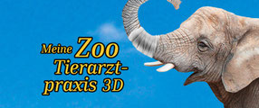 Shelf Banner Meine Zoo-Tierarztpraxis 3D