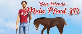 Shelf Banner Best Friends - Mein Pferd 3D