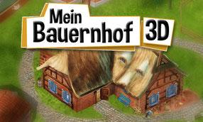 Game Banner Mein Bauernhof 3D