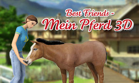 Title Screen Best Friends - Mein Pferd 3D