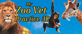 Game Banner My Zoo Vet Pracitce 3D
