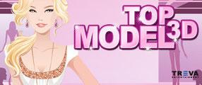 Game Banner Top Model 3D