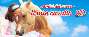 Game Banner Best Friends – My Horse 3D (Italian)