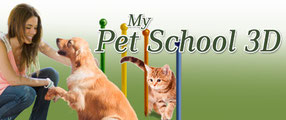 Game Banner My Pet School 3D
