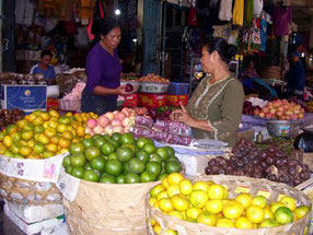 Fruits in the bazar