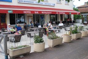 Le Teich, Bassin Arcachon Tourisme - Hotel Le Central