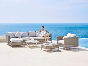 Connect Garten-Lounge von Cane-line