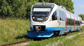 Bild:Bayerische Oberlandbahn (BOB)
