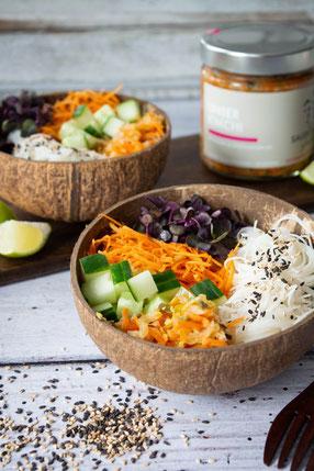 Kimchi-Bowl