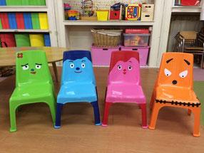 サボさん コッシ― 椅子
