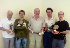 Els trofeus 2009