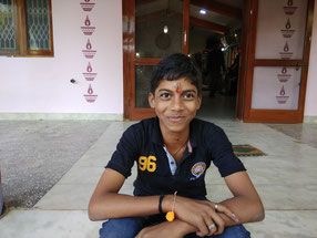 Sabarinathan, X standard graduate. He will leave school and get admitted for a 3-year-course at a  Polytechnical Institute.