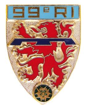 Dernier insigne régimentaire
