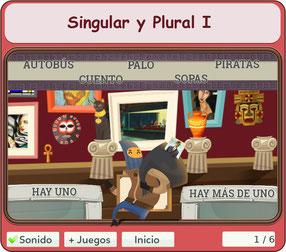 Singular y Plural I
